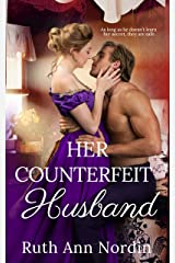 Her Counterfeit Husband Kindle Edition