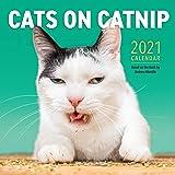 2021 Cats on Catnip Wall Calendar