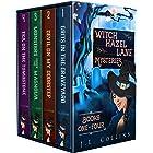 Witch Hazel Lane Mysteries: Paranormal Cozy Boxset Books 1-4