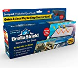 Ontel Brella Shield by Artic Air, Car Windshield Sun Shade, Large
