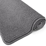 "Door Mat Outdoors Indoor Rug Inside Front Outdoor for Entryway 20""x32"",Grey"