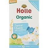 Holle Organic Junior Muesli Multigrain with Cornflakes, 250g