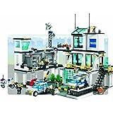 レゴ (LEGO) シティ 警察 警察署 7744