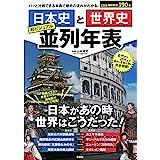 日本史と世界史 超ビジュアル並列年表