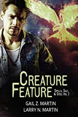 Creature Feature (Spells, Salt, & Steel Book 7) Kindle Edition