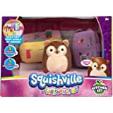 Squishville by Squishmallows SQM0058 Accessory Set-Kitchen,