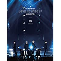 BTS WORLD TOUR 'LOVE YOURSELF' ~JAPAN EDITION~(初回限定盤)[Blu-ra…