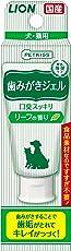ペットキッス (PETKISS) 歯みがきジェル リーフの香り 40g