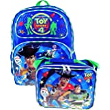 """Toy Story 4 Exclusive 16"""" Backpack and Matching Insulated Lunch Tote"""