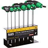Klein Tools JTH67T TORX T-Handle Hex Key Set with Stand 6-Inch (7-Piece)