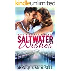 Saltwater Wishes: Marlin Shores Book 3 - a small town second chance romance