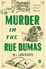 Murder in the Rue Dumas (Verlaque and Bonnet Provencal Mystery Book 2) Kindle Edition