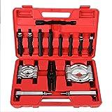 OrionMotorTech Bearing Puller | 5-Ton-Capacity Bearing Separator | Wheel Hub Axle Puller | Pinion Bearing Removal Tool Kit |