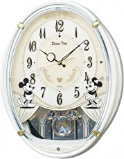 SEIKO CLOCK (セイコークロック) 掛け時計 ミッキーマウス ミニーマウ