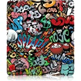 RISHIL WORLDョ Printing Case Cover compatible for Kindle oasis 2019 - Doodle