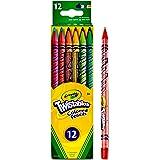 Crayola 68 7408 12 Twistables Colored Pencils