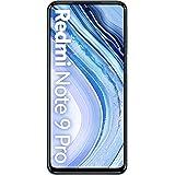 """Xiaomi HXM-N9-PRO-128-GRY-E Redmi Note 9 Pro Dual Sim Smartphone, 6.67"""" LCD Display, 6GB RAM, 128GB ROM, Interstellar Grey"""