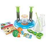 Learning Resources Beaker Creatures Liquid Reactor Super Lab, Homeschool, STEM, Science Exploration Toy,  for Kids, Ages 5+