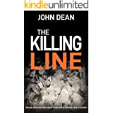 THE KILLING LINE: veteran detective Jack Harris deals with a difficult case of murder (Detective Chief Inspector Jack Harris