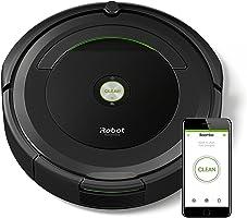 【Amazon.co.jp限定】ルンバ691 アイロボット ロボット掃除機 wifi対応 遠隔操作 自動充電 清掃予約 髪の毛 畳にも ロボットクリーナー【Alexa対応】