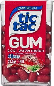 Tictac Cool Watermelon Flavored Gum 12 Pack, 12 x 279.6 g