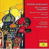 Rimsky-Korsakov: Syms 1-3 Capriccio Espagnol etc.
