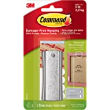 Command 17047 Sawtooth Hanger, 5-Pound Metal - Sticky Nail