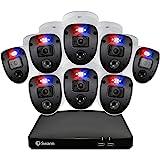 Swann SWDVK-846808SL-AU Enforcer 8 Camera 8 Channel 1080p Full HD DVR Security System
