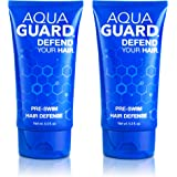 Underwater Audio Aquaguard Pre-Swim Hair Defense 5.3 Oz (2 Bottles)