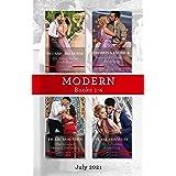 Modern Box Set 1-4 July 2021/The Billion-Dollar Bride Hunt/Secrets of Cinderella's Awakening/The Innocent Carrying His Legacy
