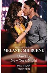 One Hot New York Night (Wanted: A Billionaire Book 3) Kindle Edition