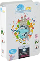 Moonlite SM6047147 Eric Carle Starter Pack Storybook Projector with 2 Stories
