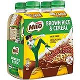 MILO Nutri G Chocolate Malt Drink, 225ml (Pack of 4)