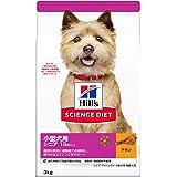 ヒルズ サイエンス・ダイエット ドッグフード 小型犬用 高齢犬用 シニアアドバンスド 13歳以上 チキン 3kg