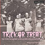Trick Or Treat: Music To Scare Your Neighbours - Vintage 45S From Lux & Ivy's Haunted Basement