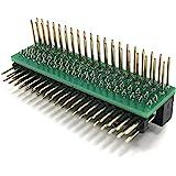Micro Connectors Raspberry Pi 40-pin GPIO 1 to 2 Expansion Board (RAS-GP02)