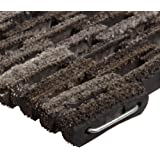 """Durable Corporation Fabric Dura-Rug 400 Heavy Duty Tire Mat, for Outdoors and Vestibule, Natural, 20"""" x 30"""", Natural, 1"""
