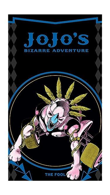 ジョジョの奇妙な冒険  iPhone/Androidスマホ壁紙(640×1136)-1 - イギーのスタンド『愚者(ザ・フール)』