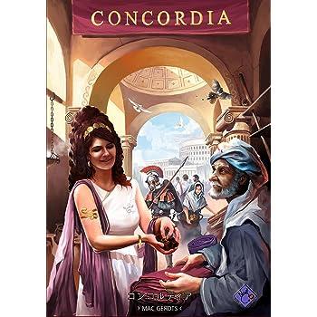 コンコルディア 日本語版