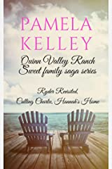 Quinn Valley Ranch Pamela Kelley: Three Book Collection Kindle Edition
