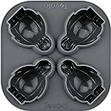 Tovolo Novelty Penguin Ice Cube Mold Trays, Flexible Silicone, Dishwasher Safe