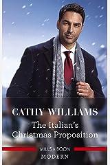 The Italian's Christmas Proposition Kindle Edition