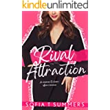 Rival Attraction: An Enemies-to-Lovers Office Romance (Forbidden First Times)