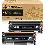 CMYBabee Compatible Toner Cartridge Replacement for HP 48A CF248A for HP Laserjet Pro M15a M15w M16a M16w MFP M29a MFP M29w M