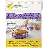 Wilton Bake-Even Baking Strips, Baking Tin Wraps, 6 Pieces