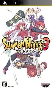 サモンナイト3 - PSP