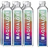 Aqualove Water 9-10pH Alkaline Water, 6 x 1000 ml