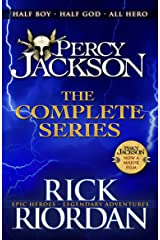 Percy Jackson: The Complete Series (Books 1, 2, 3, 4, 5) Kindle Edition