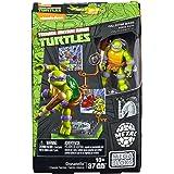 [メガブロック]Mega Bloks Teenage Mutant Ninja Turtles Collectors 1987 Classic Donatello Figure DMW23 [並行輸入品]