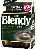 AGF ブレンディ 袋 210g 【 インスタントコーヒー 】【 水に溶けるコーヒー 】【 詰め替え エコパック 】